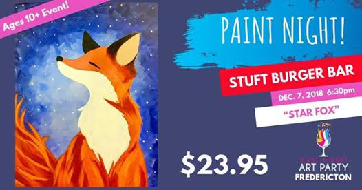 paint-night-fox